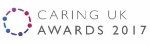 Logo for Caring UK Awards